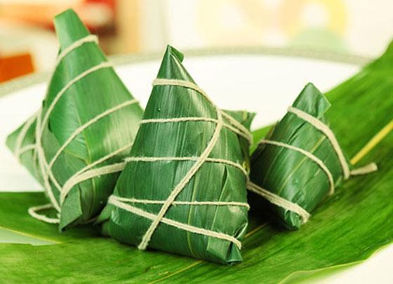 端午节吃粽子