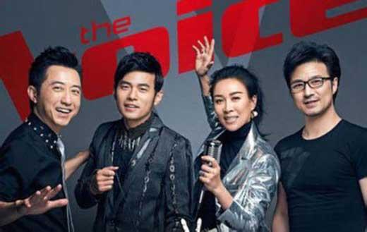中国好声音第四季导师
