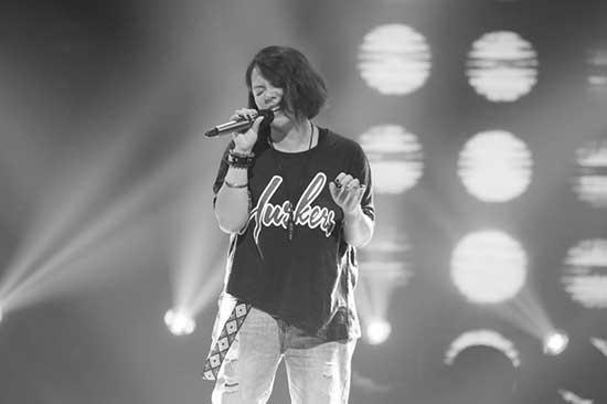 张惠妹的亲妹妹张惠春参加中国好声音