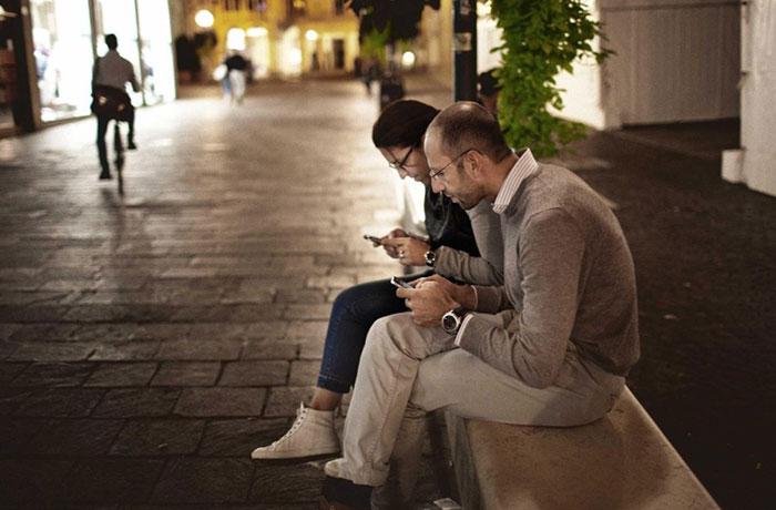智能网络时代的社交