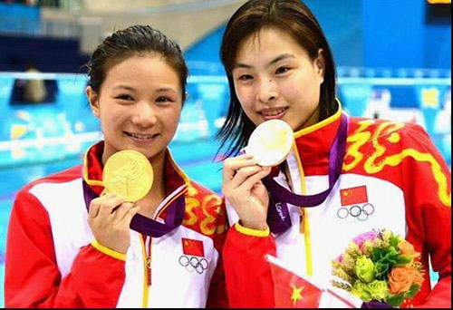 里约奥运会中国队再获金牌