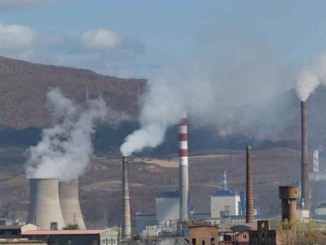 工业带来环境污染