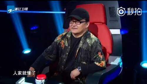 中国新歌声第二季导师刘欢