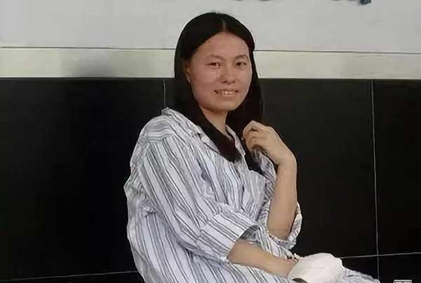 北大才女张培祥