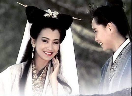 许仙和白素贞初遇