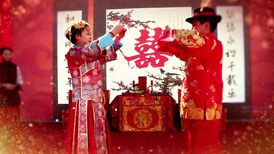 古代婚礼仪式