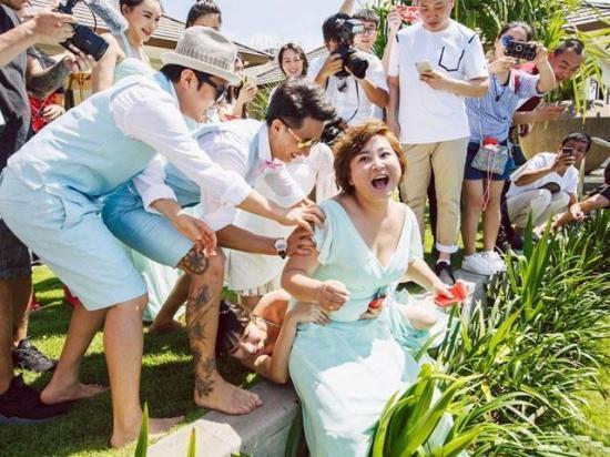 当代婚礼陋习