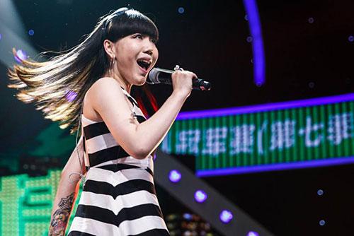 中国好声音第一期学员吴莫愁