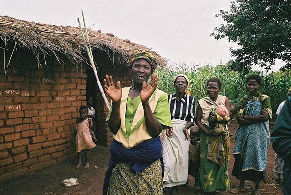 非洲国家的居民生活