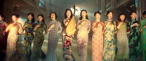 """就女人方面而言,让人想到""""金陵13钗"""""""