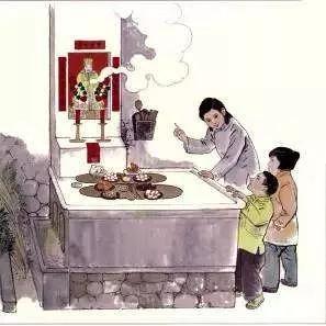 这个时候,其实饭菜都凉了。但这不影响我们的胃口,大家狼吞虎咽,斯文扫地。