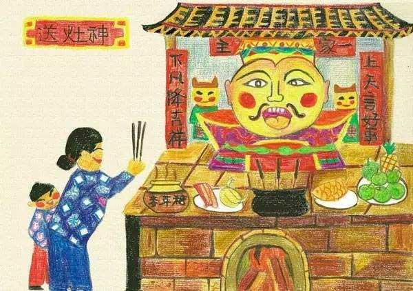 灶神,是中国民间最富有代表性、最有广泛群众基础的一个流行的神仙