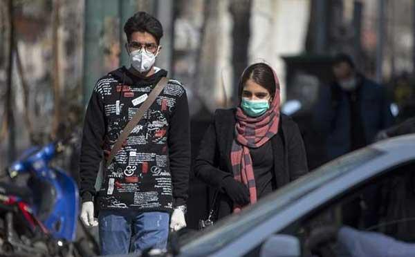 伊朗新冠病毒感染确诊病例增加