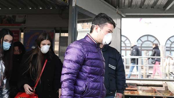 当地时间2月24日下午,意大利出现第6例新冠病毒感染肺炎死亡病例。