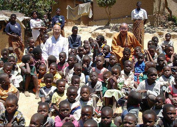 非洲马拉维阿弥陀佛关怀中心