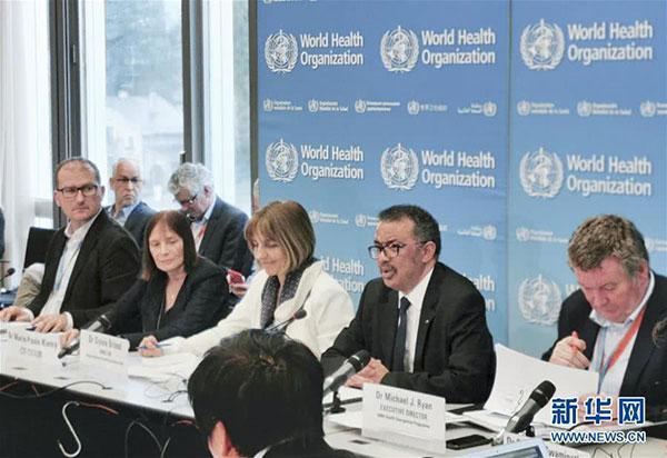 谭德塞当日表示,新型冠状病毒疫苗有望在18个月内准备就绪