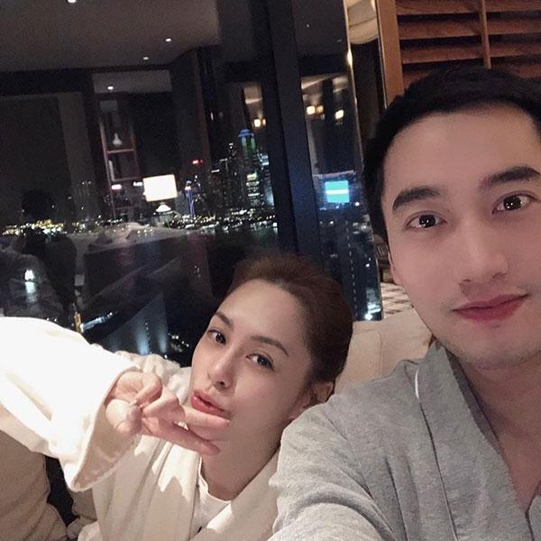 钟欣潼(阿娇)与赖弘国结婚近2年,8日传出已离婚