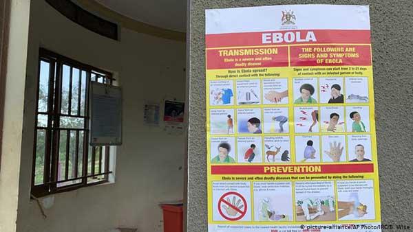 """对于大多数人来说,""""埃博拉""""这个名词还显得有些陌生。"""