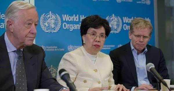"""目前全球只有6场疫情被世卫组织定为""""国际关注的突发公共卫生事件"""",而埃博拉疫情就占了两场"""