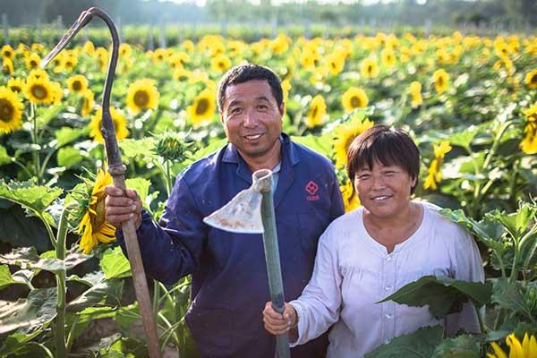 掌握好自己的命运,就好比农民掌握好天气。