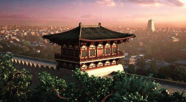 """后来的""""长安城"""",是唐末节度使韩建以大唐皇城为基础""""改建""""的"""
