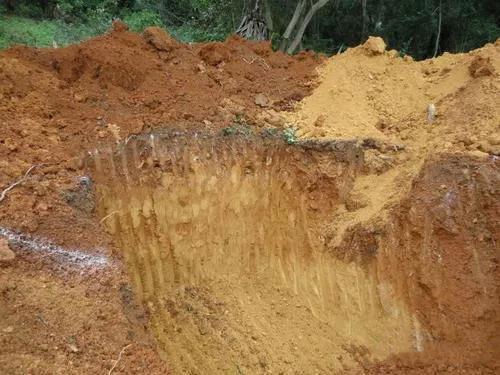 古人认为土色黄明润泽而紧密者,为最有生气之地,居住者富贵长寿