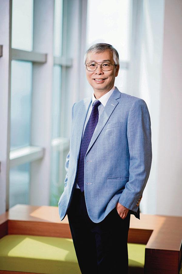 香港中文大学生命科学学院教授林汉明