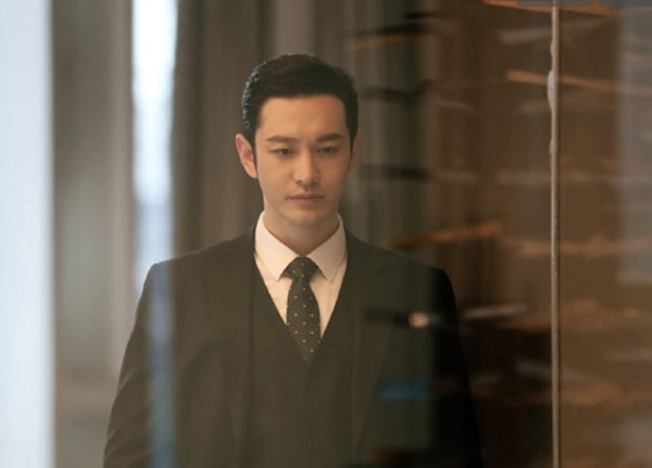 黄晓明想通过金鸡影帝,赢得大众的认可。