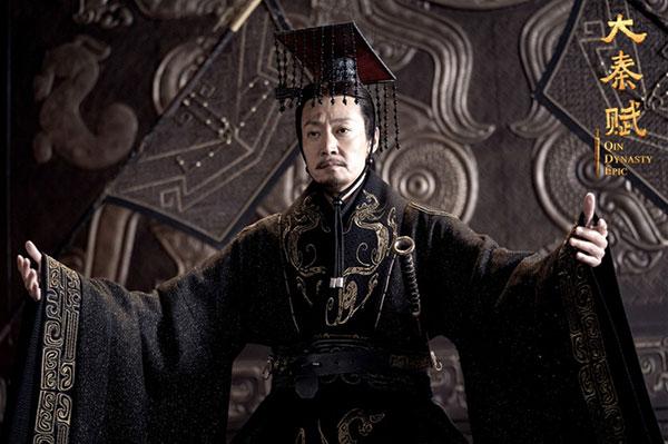《大秦赋》:大秦帝国的崛起,是百姓的梦魇