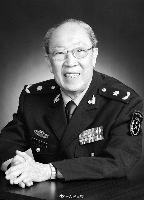 中科院院士吴孟超逝世