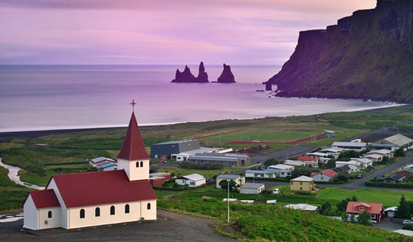 世界上唯一没有蚊子的国家——冰岛