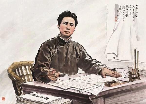 毛泽东的故事(一):特别学生毛圣人