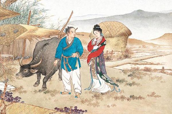 最后,正式作出新规定并固定下来,一年只许织女与牛郎相会一次。