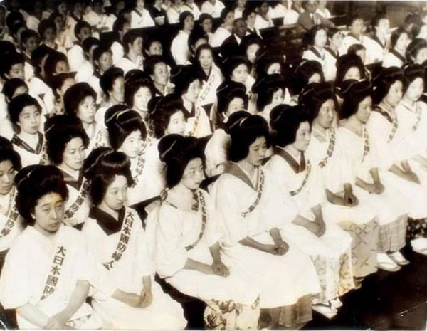 据统计,绝大多数有过慰安经历的中国妇女,后来都已失去了生育能力。