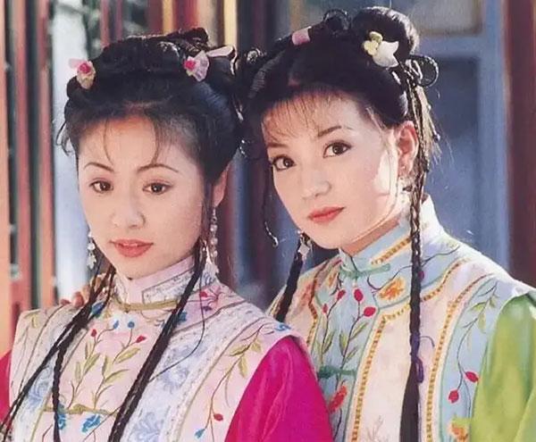 赵薇考上北影出演《还珠格格》之前,已经参演了不少影视剧。