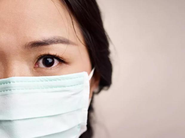 对于病例不多的地区,最简单的手段是戴口罩