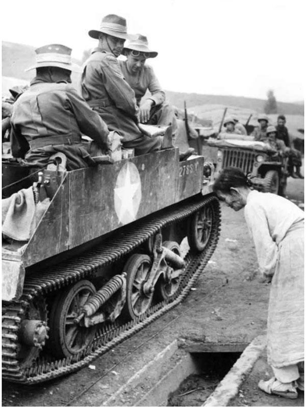 朝鲜战争期间,澳大利亚海陆空三军都有出动