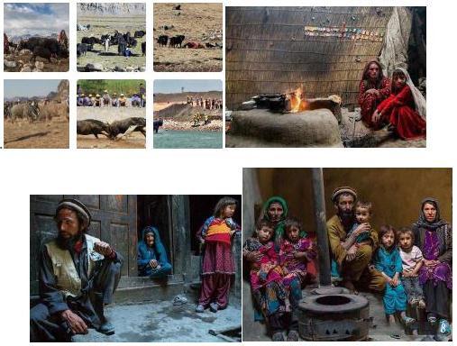 大半的阿富汗人对国家、人民、权利这些其实没啥概念的