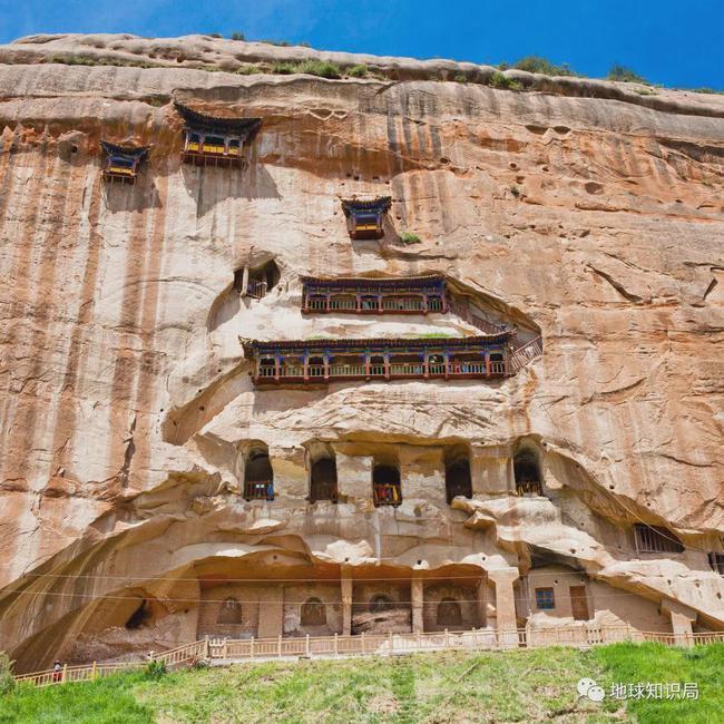 现在是藏传佛教石窟寺了