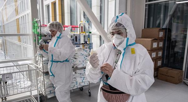 俄专家:我们周围的新冠病毒比想象的多得多