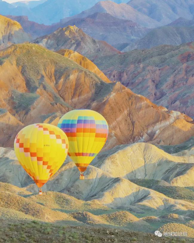 来骑马、骑骆驼,不用去土耳其也能坐上热气球~