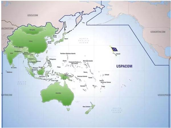 中国在亚太地区的影响力已经越来越明显的赶超了美国