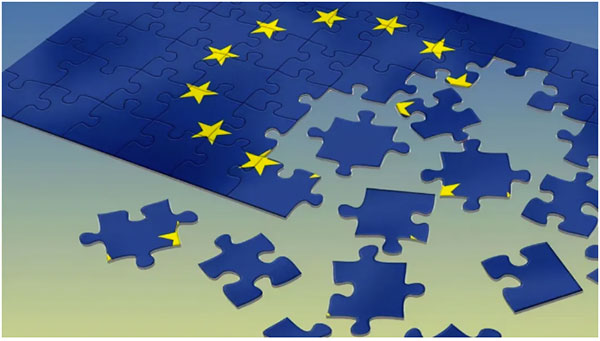 欧美两地,就是全球经济发展的核心